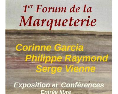 Samedi 7 Novembre 2020 : 1er Forum tarnais de la Marqueterie