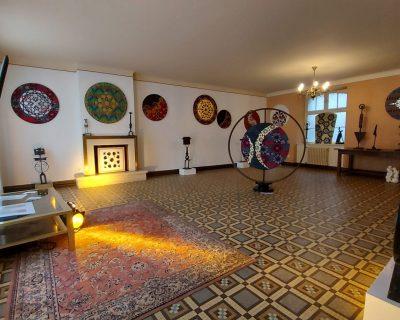 Exposition d'art à Alban jusqu'au 28 août 2021