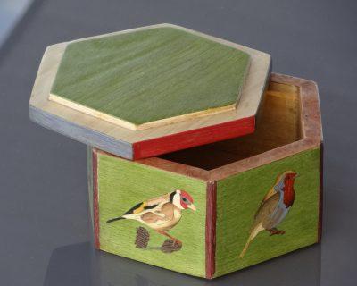 Coffret «Oiseaux du Tarn»