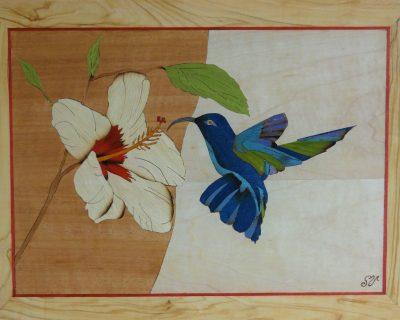 Envie de nectar (rouge)