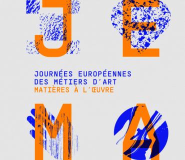 Journées Européennes des Métiers d'Art  du 6 au 11 avril 2021
