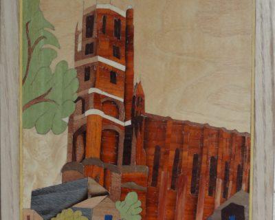La cathédrale d'Albi ou l'usage des briques